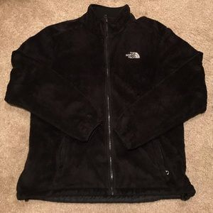 The North Face Jackets & Coats - The North Face Fleece Jacket, Black